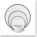 Waterford China Brocade, 5 Piece Place Setting