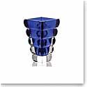"""Rogaska Adria Blue 10"""" Vase"""
