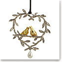 Michael Aram Lovebirds Ornament