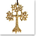 Michael Aram 2017 Leafy Cross Ornament