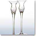 Marquis By Waterford Yours Truly Candlestick, Pair