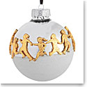Michael Aram Playful Children Ornament