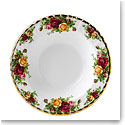 Royal Albert China Old Country Roses Rim Soup 8""