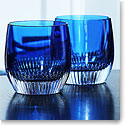 Waterford Mixology Argon Blue DOF, Pair