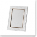 "Waterford Contemporary Glacia 5x7"" Picture Frame"
