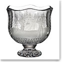 Waterford House of Waterford Hole in One Golfer Engraved Trifle Bowl