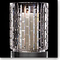 Waterford Illuminology Luma Hurricane With Metal Base (Candle Included)