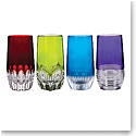 Waterford Mixology Colored Hiball, Set of 4
