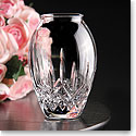 "Waterford Crystal, Lismore Candy 5"" Bud Crystal Vase"