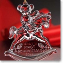 Marquis by Waterford 2014 Baby's First Christmas Ornament