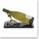 Michael Aram Olive Branch Gold Wine Rest