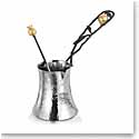 Michael Aram Pomegranate Coffee Pot with Spoon