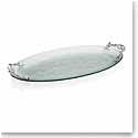 Michael Aram Ocean Coral Glass Platter, Large