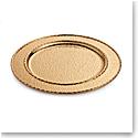 Michael Aram Hammertone Charger Platter, Gold