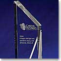 Crystal Blanc, Personalize! Perceptions Award, Large