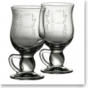 Galway Crystal Irish Coffee, Pair