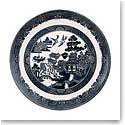 Johnson Brothers China Willow Blue Dinner Plate, Single