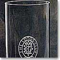 "Crystal Blanc 11"" Studio Vase"