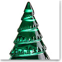 Baccarat Chamonix Green Fir Tree