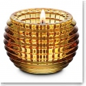Baccarat Eye Votive, Yellow