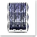 Baccarat Louxor Vase, Blue