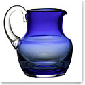 Baccarat Mosaique Blue Pitcher