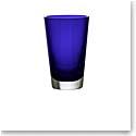 Baccarat Mosaique Vase, Blue