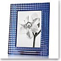 Baccarat 5x7 Eye Picture Frame, Blue