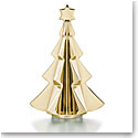 Baccarat 2017 Noel Fir Tree, Gold