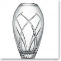 """Galway Crystal Mystique 10"""" Tulip Vase"""