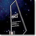 "Crystal Blanc 9.5"" Direction Award"