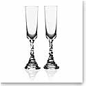 Michael Aram Rock Champagne, Pair