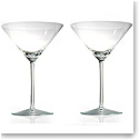 Rogaska Expert Martini, Pair