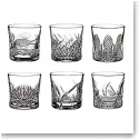 Waterford Surf Limited Edition Tumblers, Set of 6