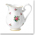 Royal Albert China New Country Roses Pink Roses Pitcher