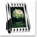 "Vera Wang Wedgwood Vera Peplum 5x7"" Picture Frame"