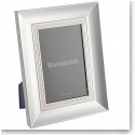 "Waterford Lismore Lace Silver 5x7"" Picture Frame"