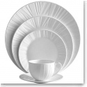 Vera Wang Wedgwood China Organza, 5 Piece Place Setting
