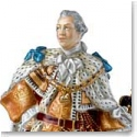 Royal Doulton King George III Figurine, Limited Edition