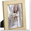 Vera Wang Wedgwood Satin Gold 8x10 Picture Frame