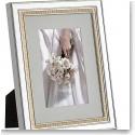 Vera Wang Wedgwood Chime Gold 4x6 Frame