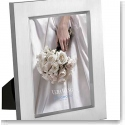 Vera Wang Wedgwood Satin Silver 5x7 Frame