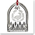 Waterford 2017 Lismore 12 Days of Christmas Lismore Six Geese Ornament