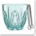 Marquis By Waterford Brookside Pastel Ice Bucket Aqua