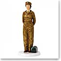Royal Doulton China Her Majesty Army Days, Limited Edition of 2000