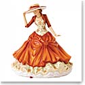 Royal Doulton China Pretty Ladies Traditional Lady, Pippa