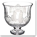 "Waterford House of Waterford Princess Aoife Footed 10"" Bowl, Limited Edition of 60"