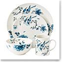 Wedgwood China Blue Bird 16-Piece Set