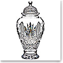 "Waterford House of Waterford With Love From Ireland 10"" Tall Urn"