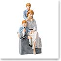 Royal Doulton Remembering Diana A Loving Mother, Limited Edition of 2000 Pieces